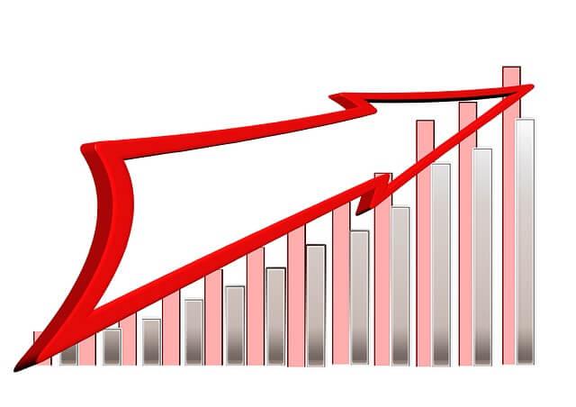 グラフのイラスト