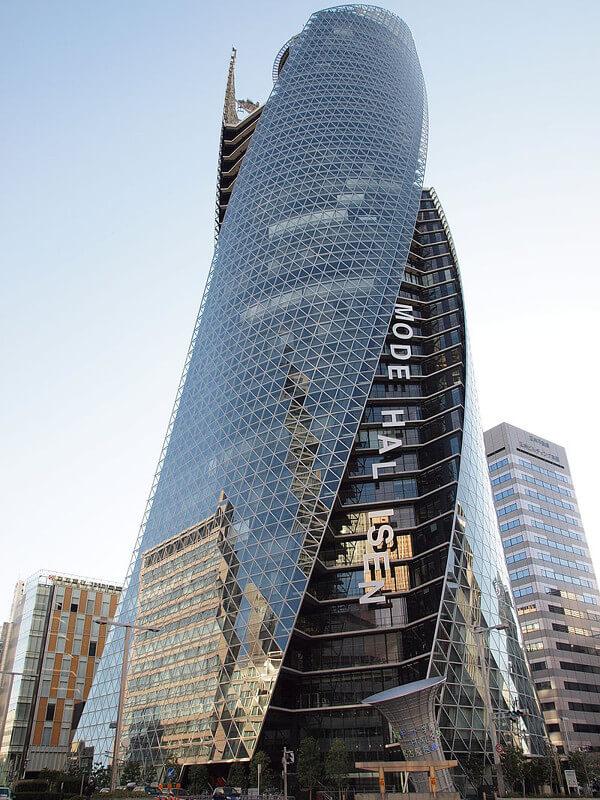 名古屋スパイラルタワーの画像