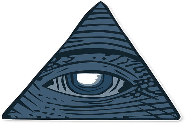 プロビデンスの目の画像
