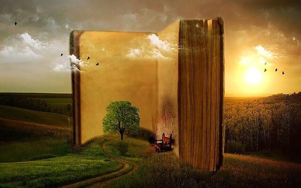 本のイラスト画像