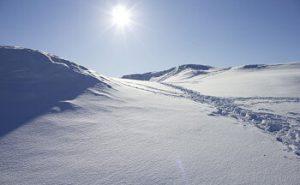氷河期のイメージ写真
