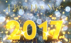 Happy Nwe Year 2017