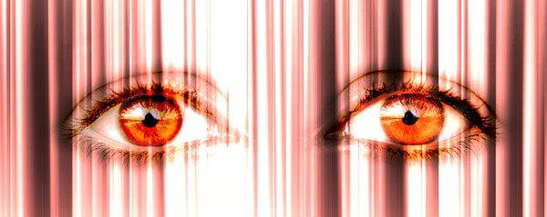 霊視のイメージ図