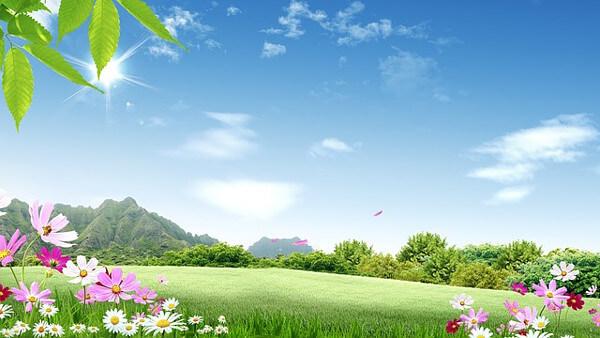 天国のイメージ画像