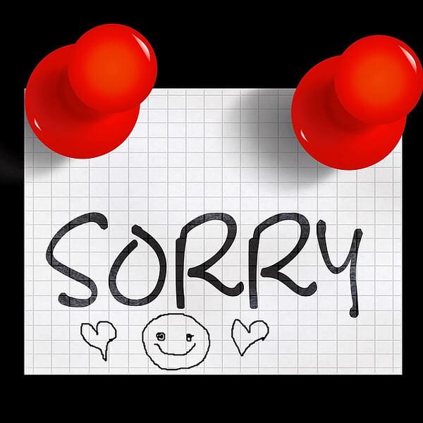 sorryの画像