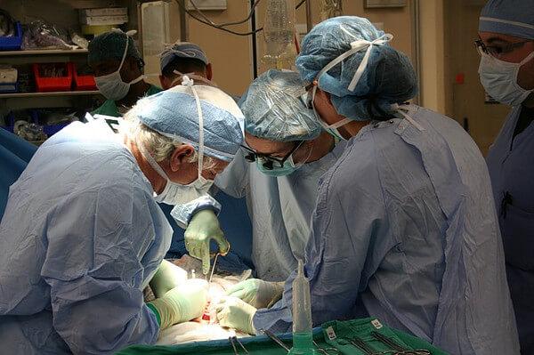 手術の風景