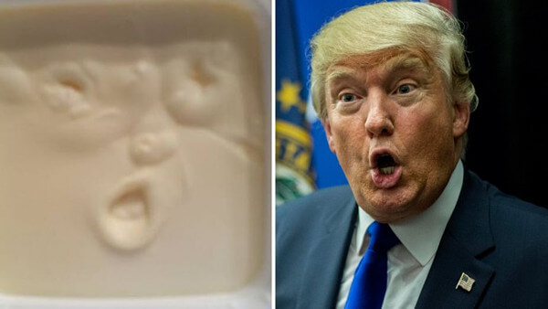 トランプ大統領$アイスクリーム