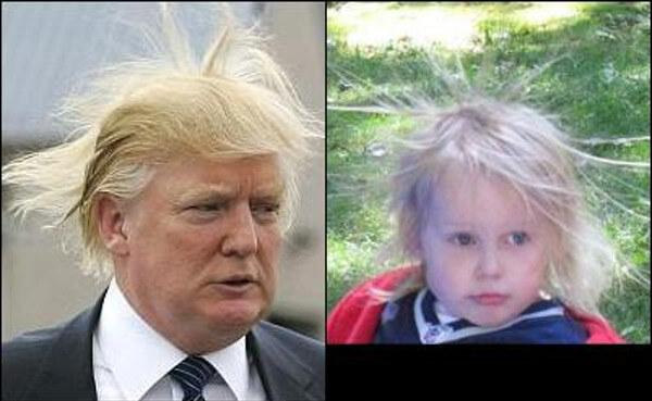 トランプ大統領&子供
