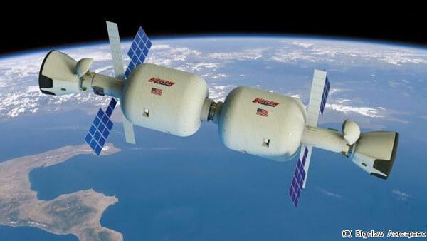 宇宙ステーションB330の画像