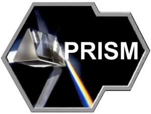 監視プログラム「PRISM」のロゴ