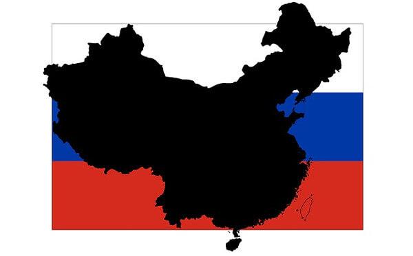 ロシア地図の画像