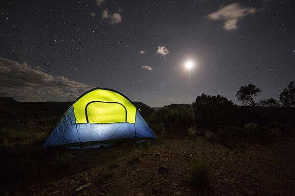 キャンプのイメージ画像