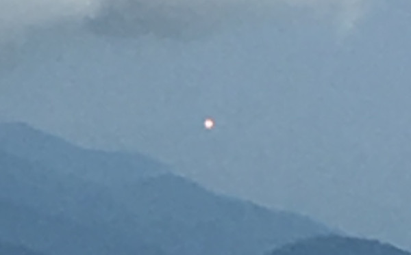 UFOの投稿写真(拡大その1)