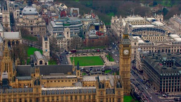 ロンドン国会議事堂周辺写真
