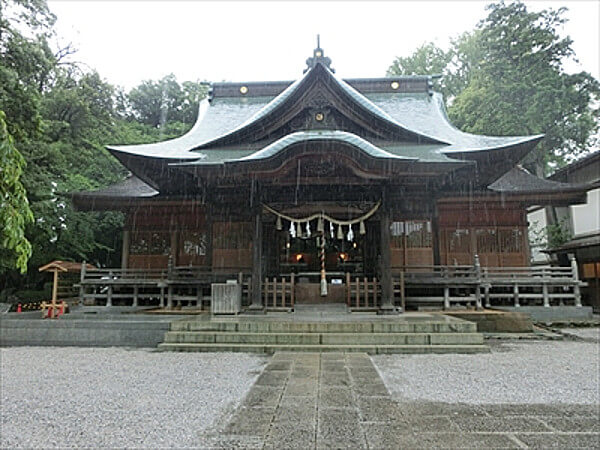 師岡熊野神社の画像