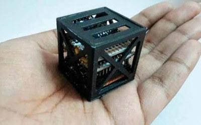 世界最小の人工衛星