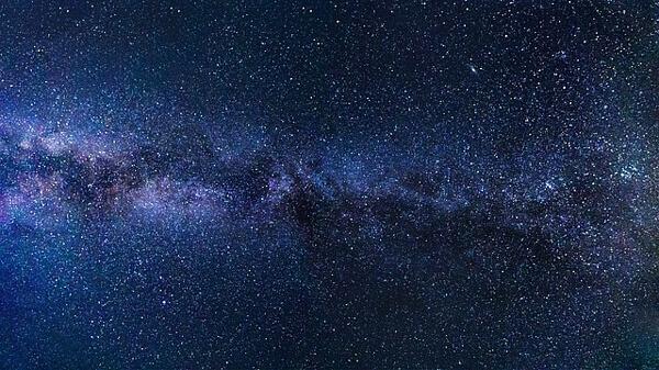 銀河のイメージ画像