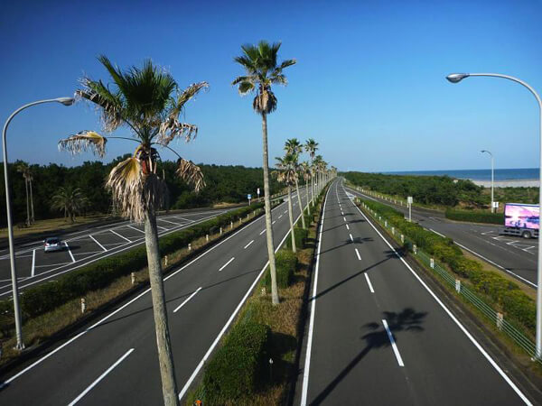 一ツ葉道路の画像