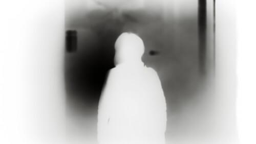白い人の画像