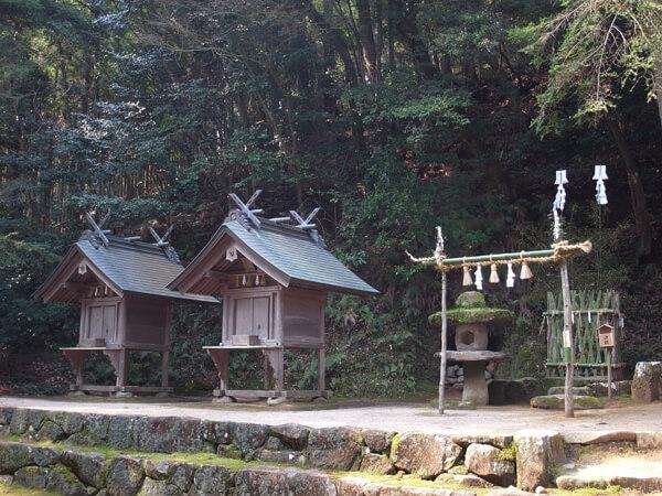 神魂神社の写真1