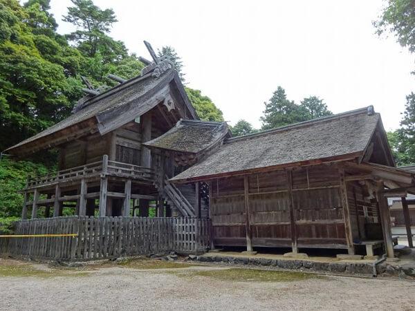神魂神社の写真2