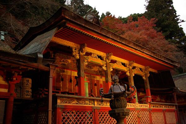 談山神社の写真