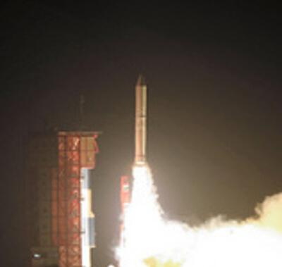 イプシロン3号打ち上げの写真