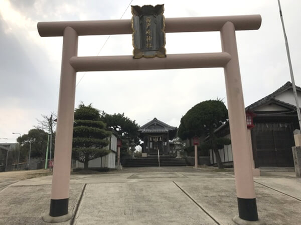 西戸崎神社の写真