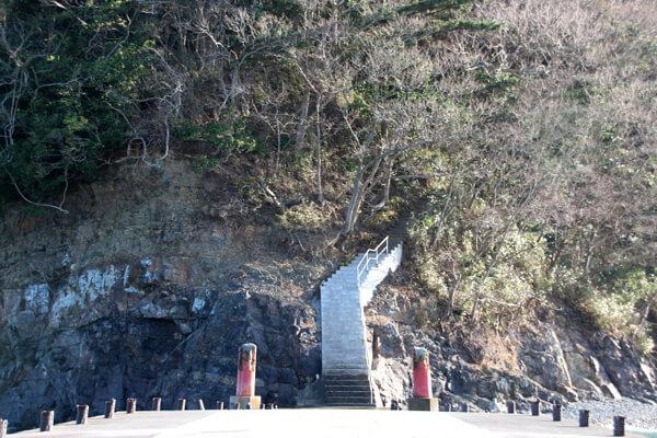 荒嶋神社の写真