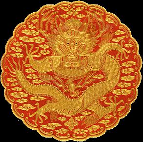李氏朝鮮国王旗の写真