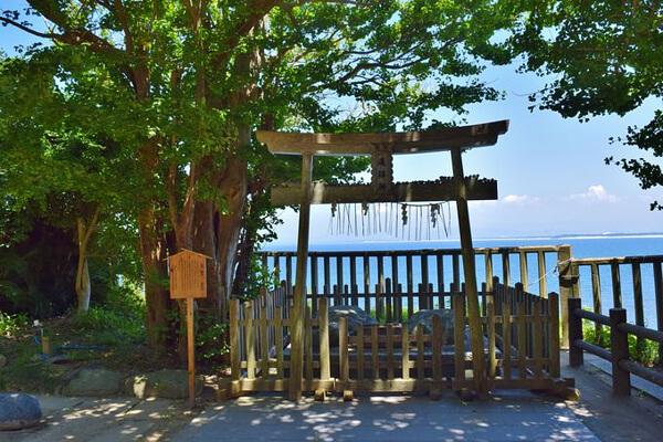 志賀海神社の写真