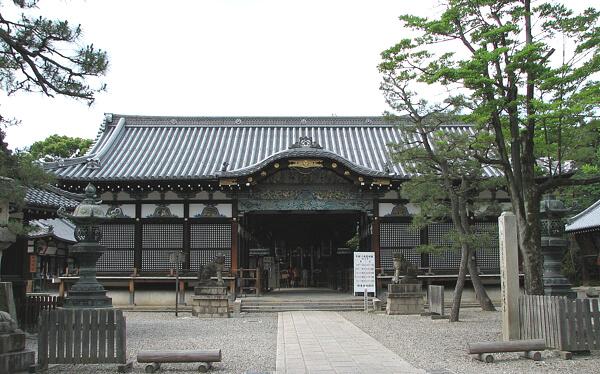 御香宮神社の写真