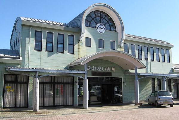 豊後荻駅の写真