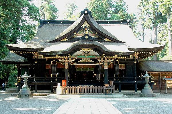 香取神宮の写真