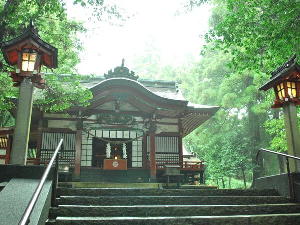 霧島東神社の写真