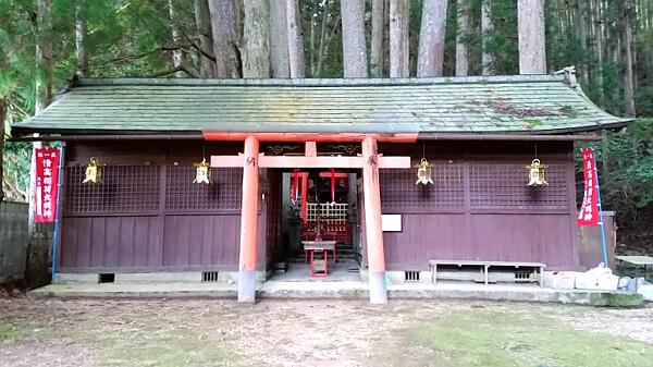 清高稲荷神社の写真