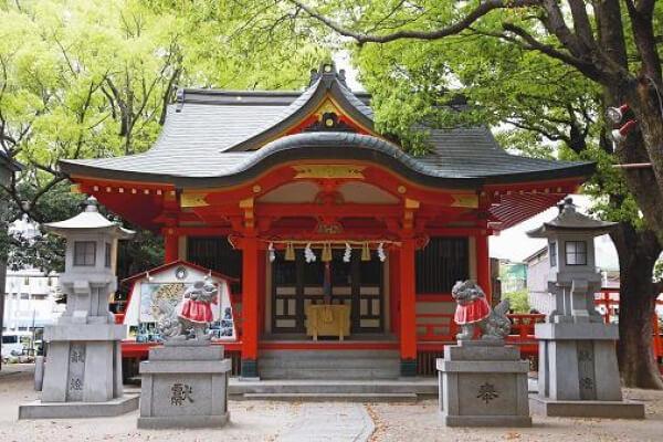 杭瀬熊野神社の写真