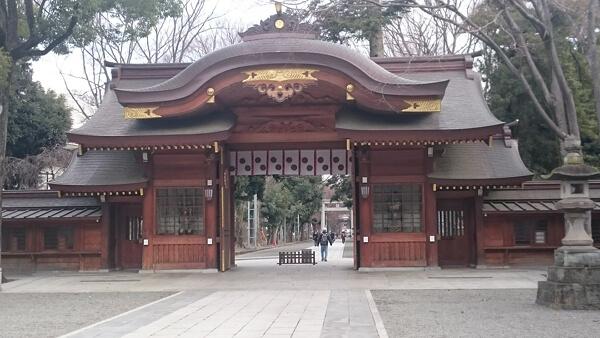 大国魂神社の写真