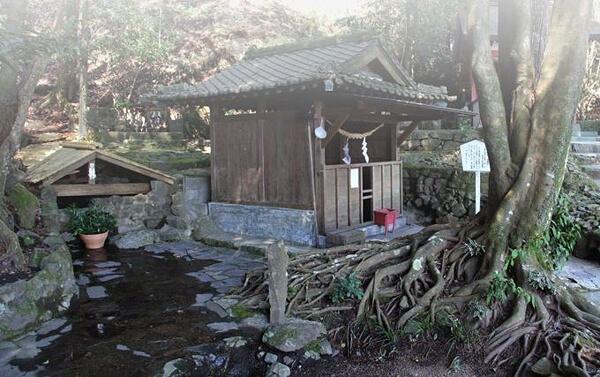 龍神の泉の写真