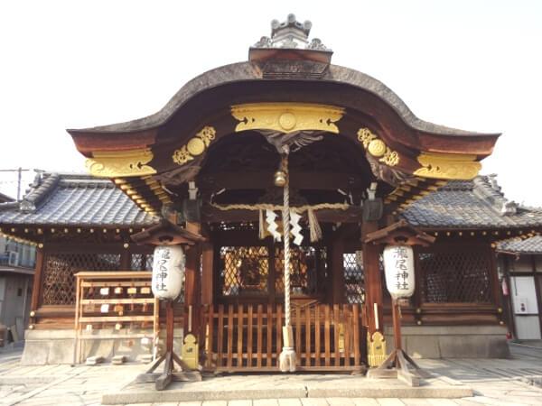 瀧尾神社の写真