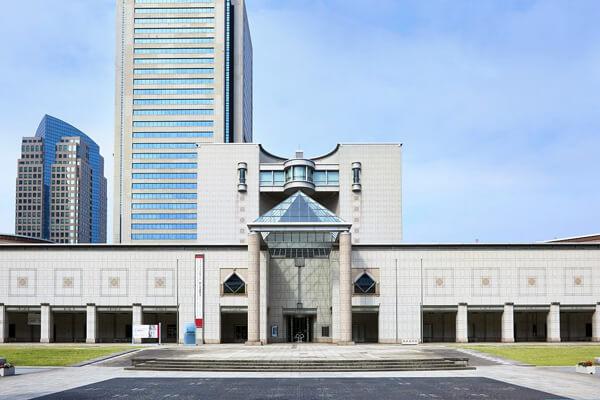 横浜美術館の写真