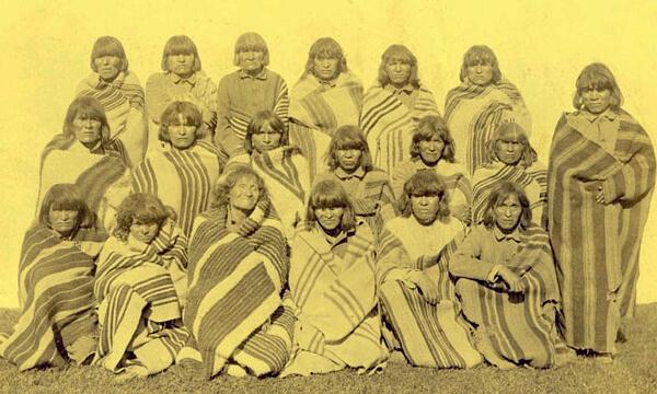 ホピ族の写真