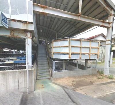 舞阪駅南自転車駐車場の写真