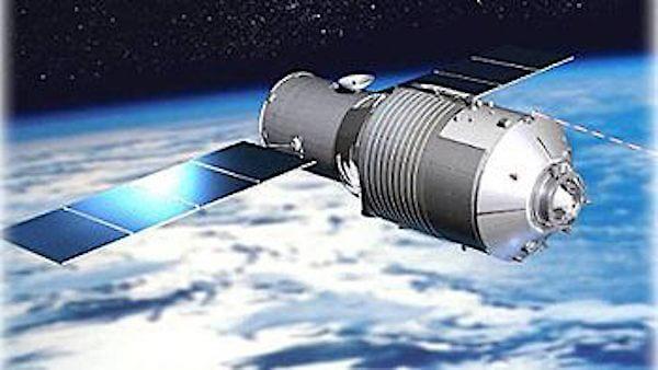 中国の宇宙ステーション「天宮1号」