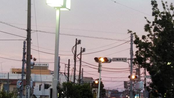 夕焼けの投稿写真
