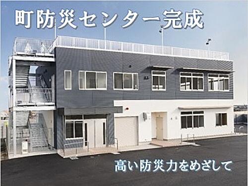 木曽岬町役場からの写真