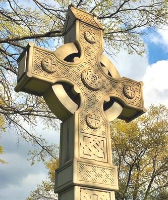 ケルト十字の写真