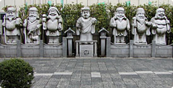 七福神の画像