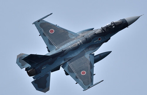 F2戦闘機の写真