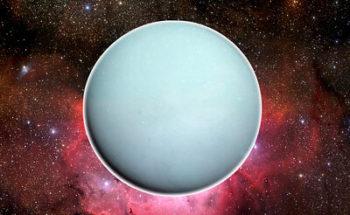 天王星の写真